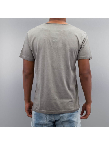 Just Rhyse Herren T-Shirt Monterey in grau