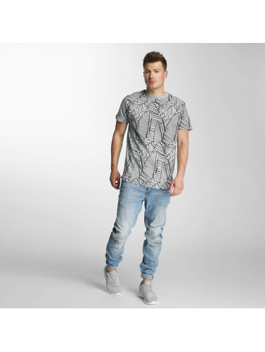 Just Rhyse Herren T-Shirt Palmdale in grau