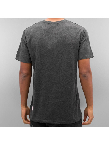 Just Rhyse Herren T-Shirt Trainer in grau