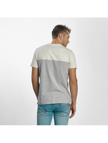 Just Rhyse Herren T-Shirt Guadalupe in grau