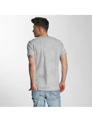 Just Rhyse Herren T-Shirt Tionesta in grau