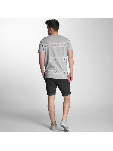Just Rhyse Herren T-Shirt Wyntoon in grau