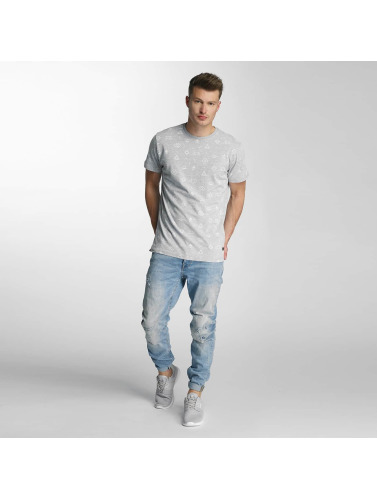 Just Rhyse Herren T-Shirt Alturas in grau