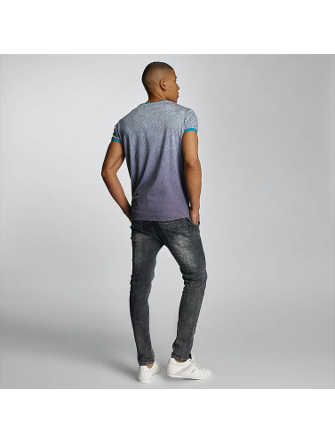 Just Rhyse Herren T-Shirt Larsen Bay in grau