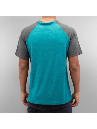 Just Rhyse Herren T-Shirt Stripe in grün