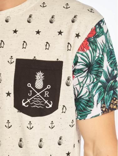 Just Rhyse Herren T-Shirt Paradise in weiß Auslass Empfehlen Top-Qualität Günstig Online Rabatt Nicekicks 6zM1dY6k6