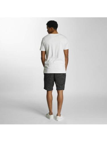 Just Rhyse Herren T-Shirt Wilde Side in weiß