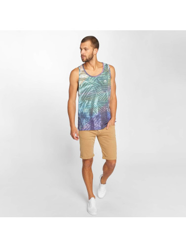 Just Rhyse Hombres Tank Tops Andagua in colorido