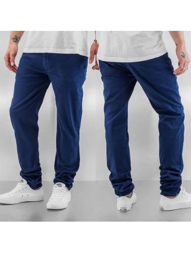 Just pitillos Cool Vaqueros Rhyse azul Hombres Skinny in rqPrv1