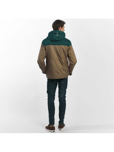 Just Rhyse Herren Winterjacke Leaf in beige