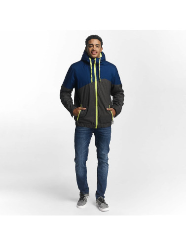 Just Rhyse Herren Winterjacke Dacio in grau