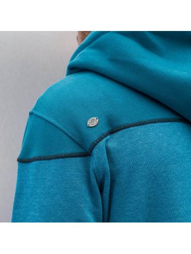 Just Rhyse Herren Zip Hoodie Casian in blau
