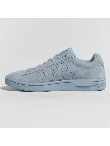 2015 online K-swiss Sneakers Kvinner I Blå Retten Casper autentisk billig med kredittkort WyBqOW