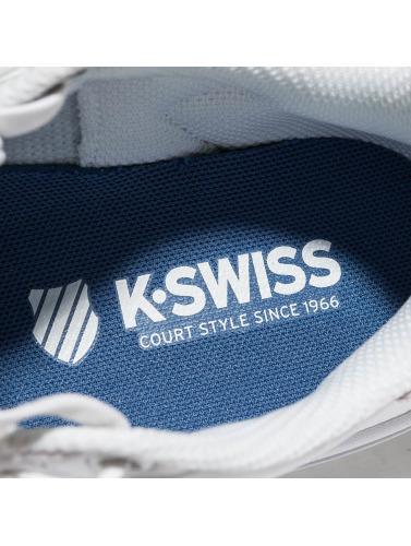 K-Swiss Mujeres Zapatillas de deporte Court Frasco in blanco