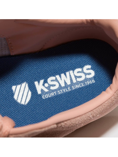 K-Swiss Mujeres Zapatillas de deporte Court Casper in fucsia