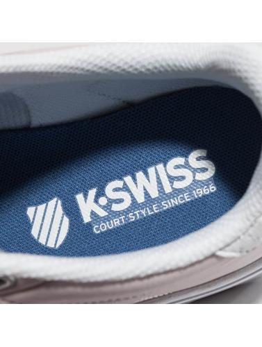 K-Swiss Mujeres Zapatillas de deporte Court Frasco in rosa