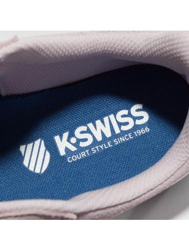 K-Swiss Mujeres Zapatillas de deporte Court Cheswick SDE in rosa