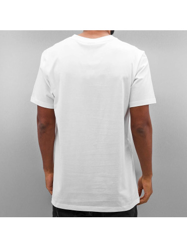K1X Hombres Camiseta Authentic in blanco