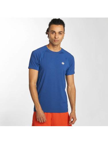 Camiseta Core azul Compression K1X Hombres in E7wnB