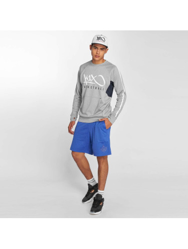 K1X Core Hombres Jersey Panel in gris