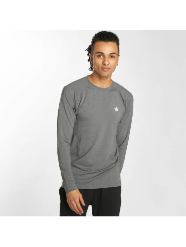 K1X Core Herren Longsleeve Compression in grau