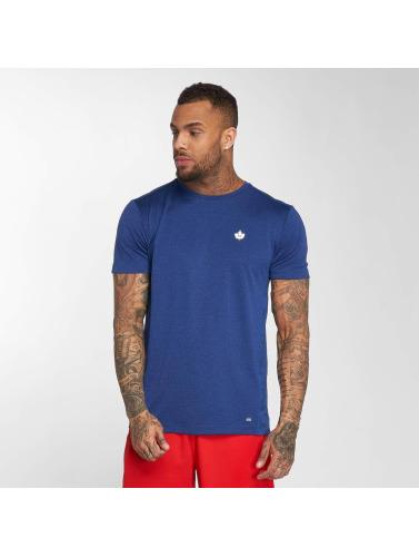K1X Core Herren T-Shirt Leaf Camo in blau