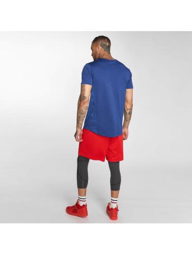 K1X Core Herren T-Shirt Leaf Camo in blau Mehrfarbig ozW2M4Nfr