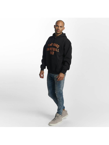 K1X Herren Hoody Play Hard Basketball in blau
