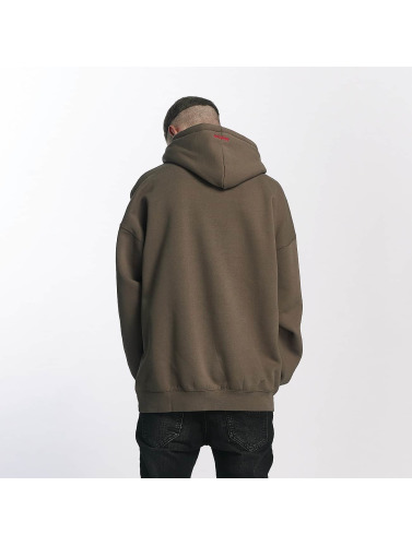 K1X Herren Hoody NOH Patch in khaki
