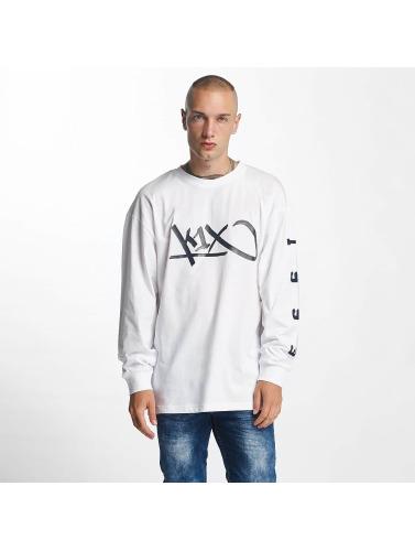 K1X Herren Longsleeve Ivery Sports in weiß