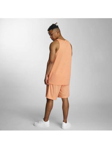 K1X Herren Shorts Pastel Big Hole in orange