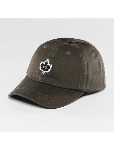 K1X Snapback Cap Crest Sports in grau