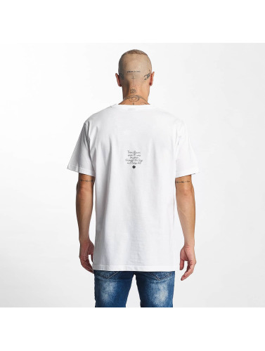K1X Herren T-Shirt T.Dot Dunk in weiß