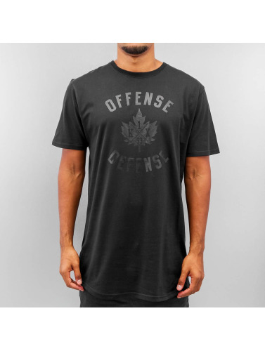 K1X Hombres Tall Tees O.D. in negro