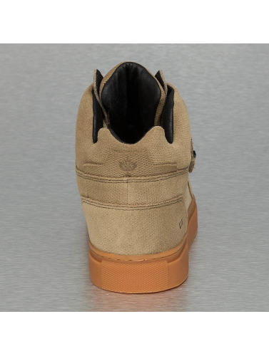 K1X Hombres Zapatillas de deporte Encore High LE in beis
