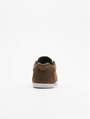 K1X Hombres Zapatillas de deporte LP Low LE in marrón