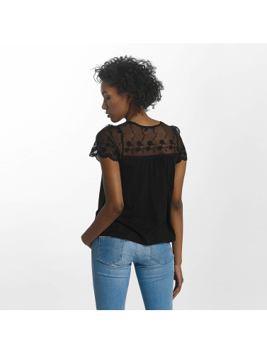 Kaporal Mujeres Camiseta Lucy in negro