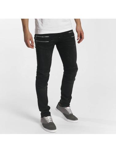 Kaporal Hombres Jeans ajustado Jakase in negro