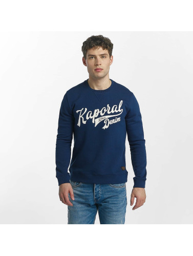 Kaporal Hombres Jersey Karl in azul
