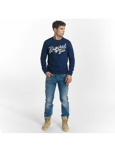 Kaporal Herren Pullover Karl in blau