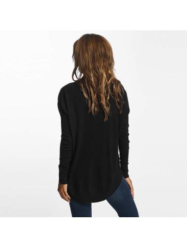 Kaporal Damen Pullover Cutoff in schwarz
