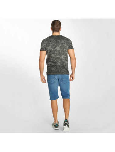 Kaporal Herren Shorts Extend Denim in blau
