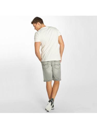 Kaporal Herren Shorts Jeans in grau