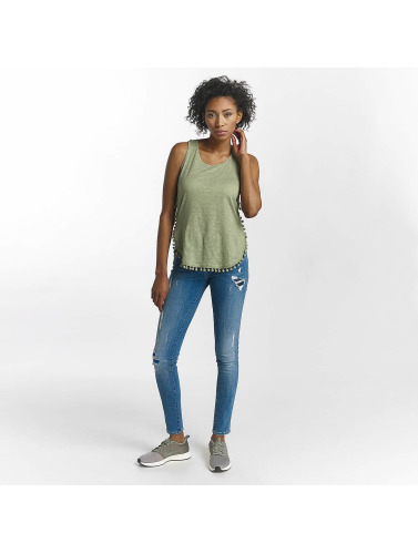 Kaporal Damen Skinny Jeans JAPS in blau