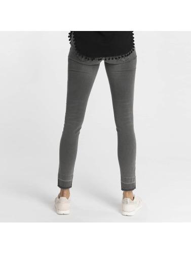 Kaporal Damen Skinny Jeans LOLA in grau