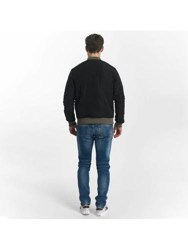 Kaporal Herren Straight Fit Jeans Jon in blau