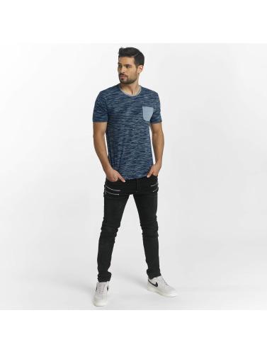 Kaporal Herren T-Shirt Hiague in blau