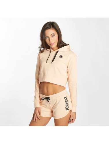 Kappa Damen Hoody Zaly in orange