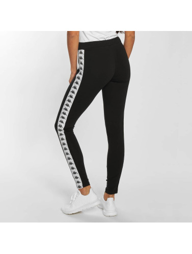 Kappa Damen Legging Anen in schwarz