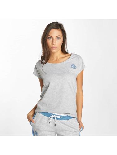 Kappa Damen T-Shirt Chiara in grau Manchester Verkauf Online Schnelle Lieferung Zu Verkaufen Werksverkauf Auslassstellen Günstig Online LBRUU88
